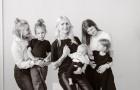 Ко Дню матери эстонский бренд KÄT выпустил коллекцию для всей семьи