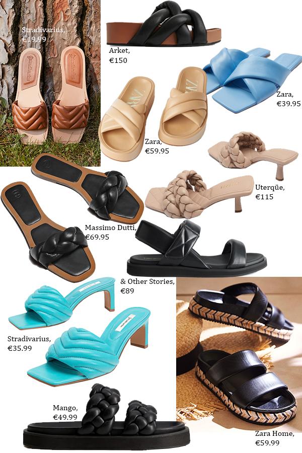 модная обувь 2020