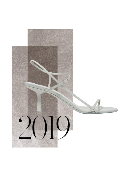 2019 The Row's Bare sandals