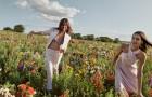 Mango представили жизнерадостную кампанию новой коллекции Life in Bloom