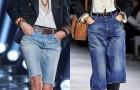 Модная вещь сезона: джинсовые бермуды