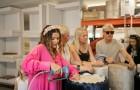 Галерея: как местные звезды сделали своими руками именные пуфики