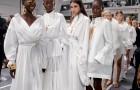 Белым-бело: монохромная капсульная коллекция Valentino Le Blanc