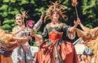 Кадриоргский дворцово-парковый ансамбль отмечает свой день рождения праздничной программой мероприятий