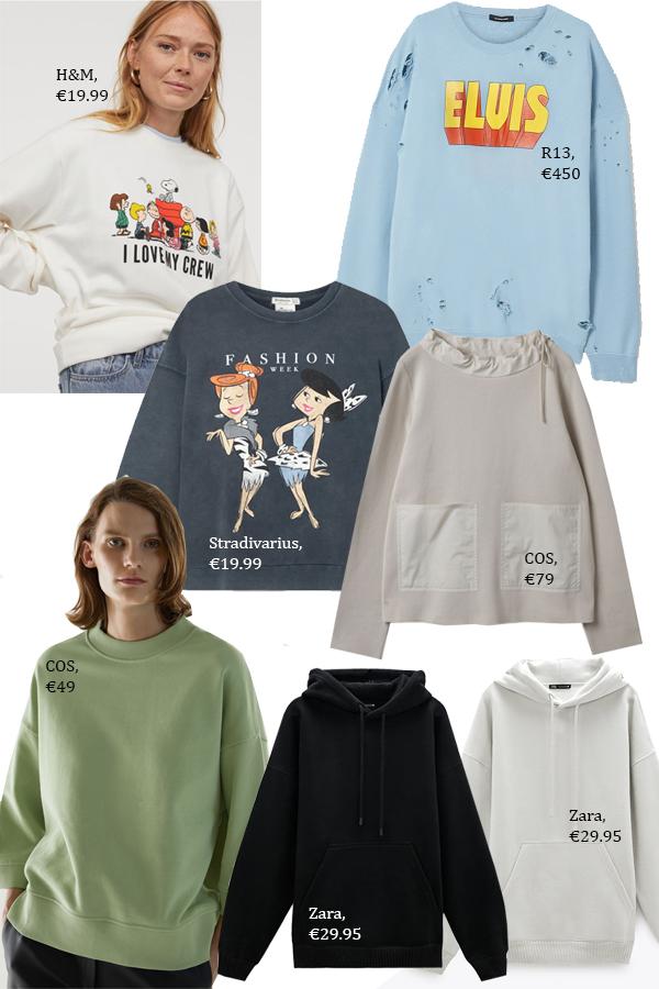 осенний гардероб для мамы в декрете (5)