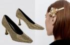 Празднику быть: туфли, шпильки и заколки для главной ночи в году