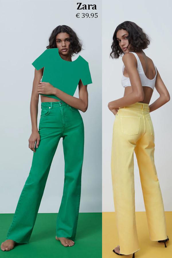 цветные джинсы (11)