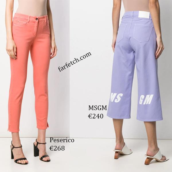 цветные джинсы (5)