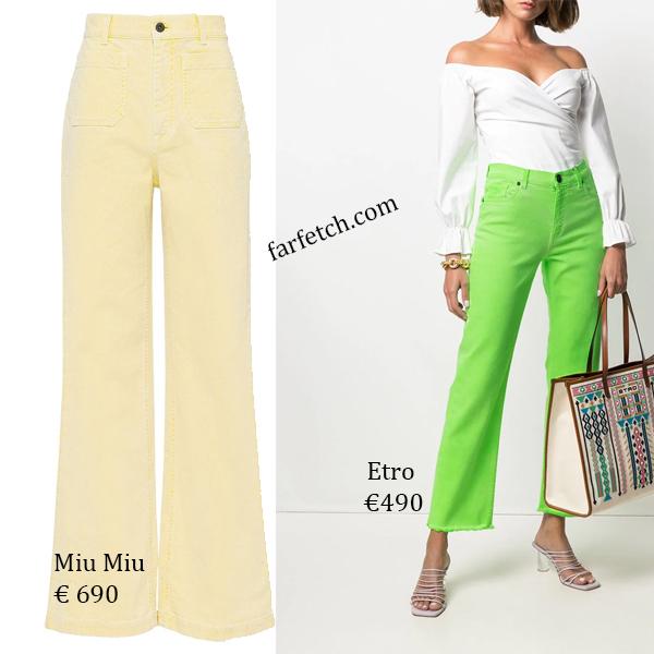 цветные джинсы (9)