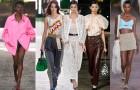 Модные тенденции весна-лето 2021