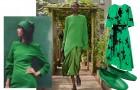 Встречайте весну в вещах самого жизнерадостного цвета —зеленого