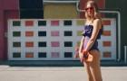 Boldness: Новая коллекция пляжной одежды Zara