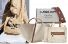 Тренд сезона: холщовые сумки