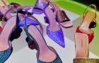 Shoe Heaven: новая коллекция обуви Uterqüe, которая понравилась бы Кэрри Брэдшоу