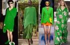 Шопинг: все лето носим вещи в ярко-зеленом оттенке