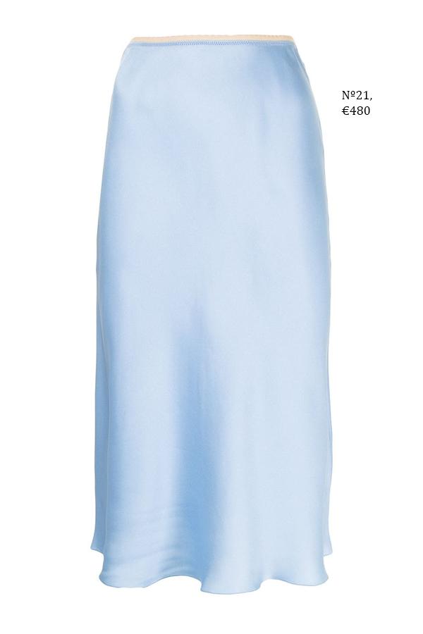 модные шелковые юбки (10)