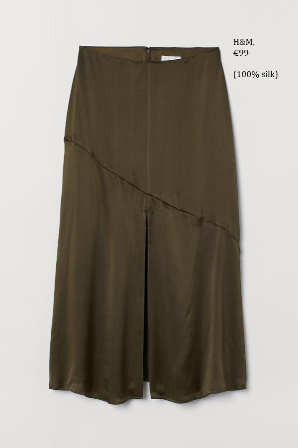 модные шелковые юбки (3)