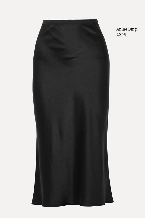 модные шелковые юбки (8)