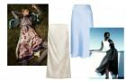 Шопинг: юбки из шелка — выгодная инвестиция