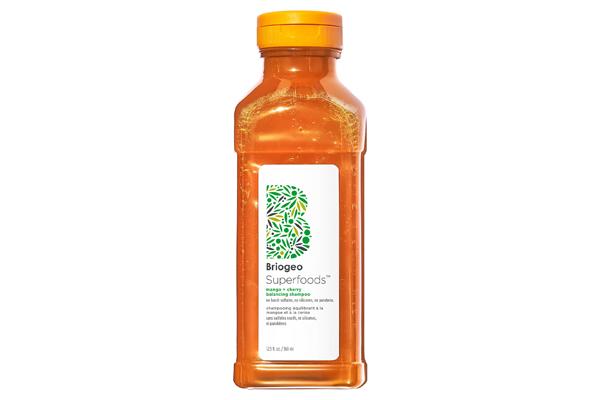 Briogeo Superfoods Mango + Cherry Balancing Shampoo 365ml