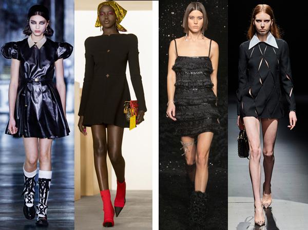 Dior, Versace, Chanel, Valentino