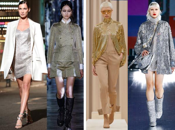 Michael Kors Collection, Christian Dior, Burberry, Dolce & Gabbana