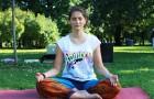 1-ый Международный день йоги в Таллинне